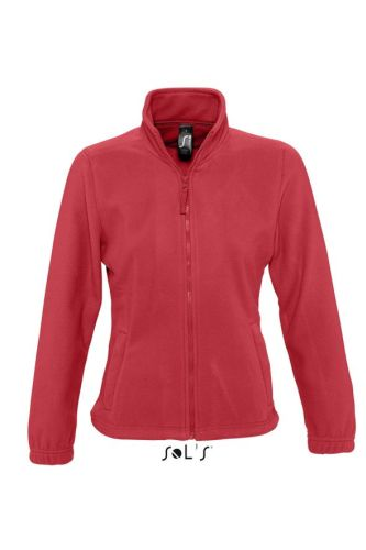Sols North Woman red